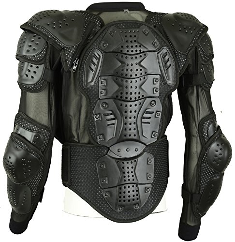 Gearx Motocross Motorcycle Body Armour All sports Protection Jacket XL