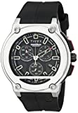 Timex Men's T5K354HC Ironman Dress Chronograph Full-Size Resin Strap Watch