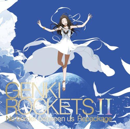 Genki Rockets II-No border between us-Repackage