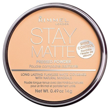 Rimmel Stay Matte Beige Powder Foundation - .490 Ounces (Nude Beige)