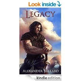 Legacy (Black Prince Saga Book 1)