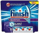 Finish Calgonit Quantum mit Glanz- & Glasschutz