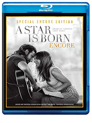Blu-ray : Star Is Born: Encore (2 Discos)