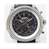 BREITLING(ブライトリング) ベントレーB06 メンズ腕時計 クロノグラフ SS 革ベルト 裏スケ AB0611 [中古]
