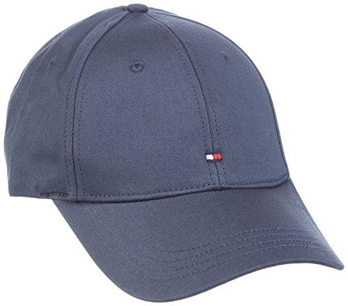 Tommy Hilfiger CLASSIC BB CAP-Berretto da baseball Uomo    Blau (VINTAGE INDIGO 462) Taglia unica