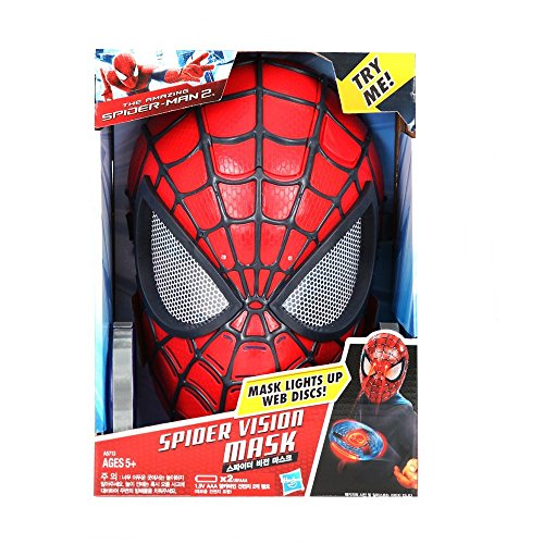 The Amazing Spider-man 2 Vision Mask Spiderman Halloween Mask