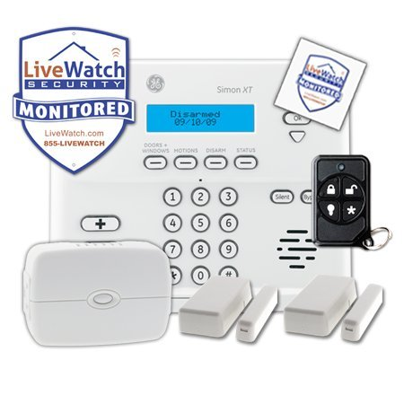 Ge Simon Home Security System