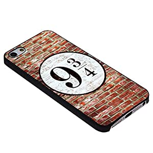 Platform 9 3-4 King's Cross Poster for iPhone case (iPhone 5c black)