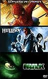 echange, troc Spider Man 2 / Hellboy / Hulk - Tripack 3 DVD