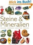 Steine & Mineralien: Gesteine, Minera...