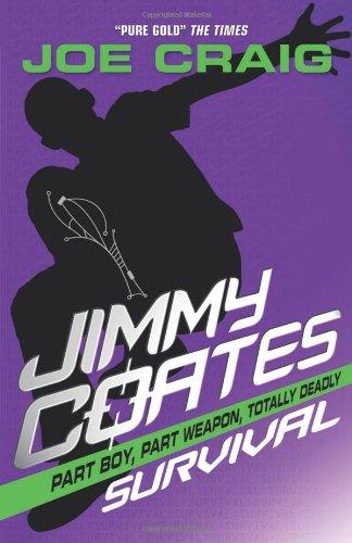 Jimmy Coates: Survival PDF