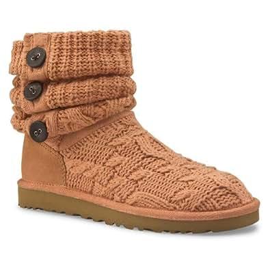 UGG Australia Women's Leland Casual Shoes,Caramel/Pudding,11 US