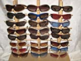Wholesale Lot of New Sunglasses 48 Pair Mens & Womens Trendy Styles