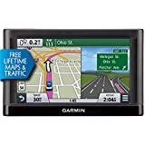 Garmin nuvi 65LMT GPS Navigators System with Spoken Turn-By-Turn Directions, Preloaded Maps and Speed Limit Displays (Lower 49 U.S. States) (Certified Refurbished)
