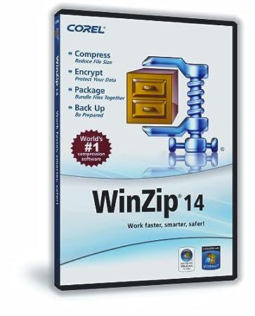WINzip 14 Standard 1-User [Old Version]