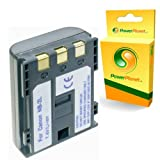 PowerPlanet NB-2L, NB-2LH, BP-2L Compatible Digital Camera Battery for CANONby PowerPlanet