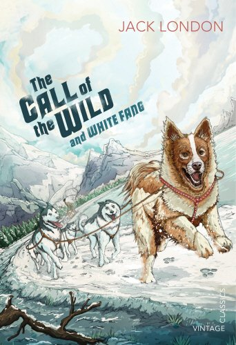 The Call of the Wild and White Fang (Vintage Childrens Classics)