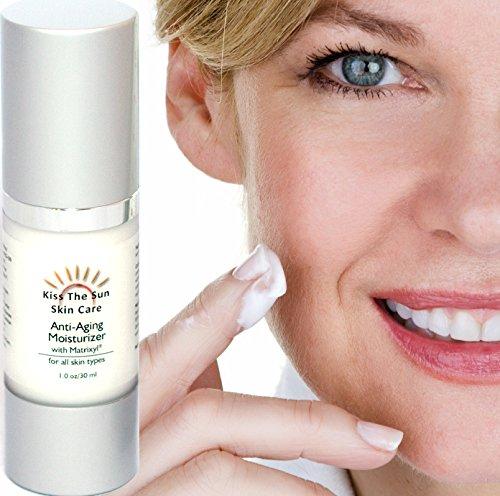 Creme contre anti vieillissement du visage