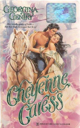 Cheyenne Caress (A Zebra Romance) PDF