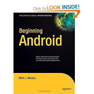 Beginning Android Mark Murphy