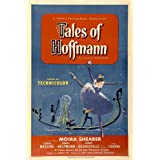 The Tales of Hoffmann - Movie Poster