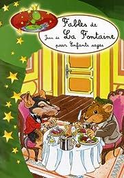 Fables de Jean de La Fontaine pour enfants sages