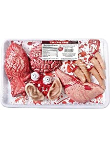 Halloween Meat Market Value Pack