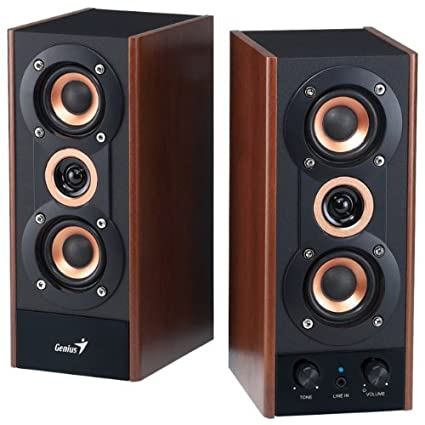 Genius SP-HF800A Speakers