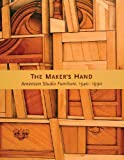 img - for The Maker's Hand book / textbook / text book