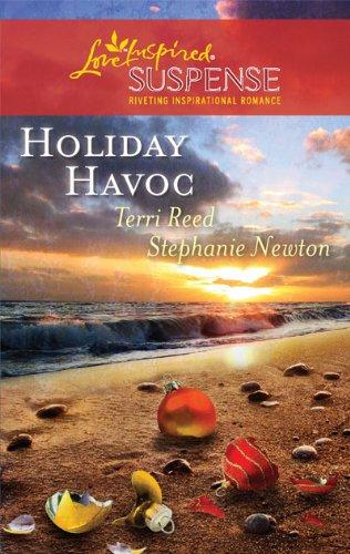 Image of Holiday Havoc: Yuletide Sanctuary\Christmas Target (Love Inspired Suspense)