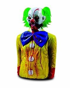 Amazon.com : Bleeding BoBo The Clown Zombie Target : General Sporting