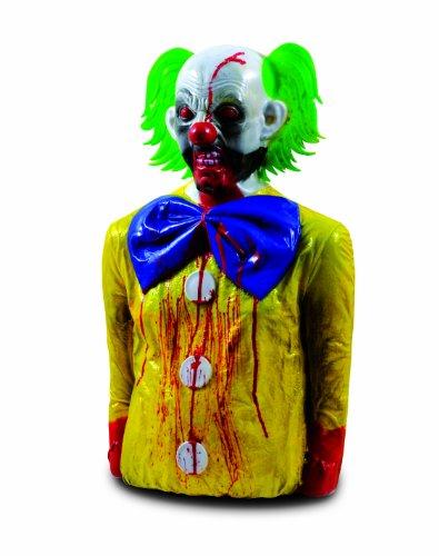 Bleeding BoBo The Clown Zombie Target