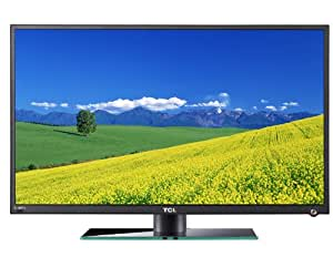 TCL LE43FHDF3300 43-Inch 1080p LED HDTV with 2-Year Limited Warranty (Black with Gun Metal Stripe)