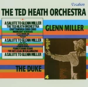 Ted Heath und sein Orchester - The Creep - Slim Jim-Creep