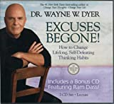 img - for Excuses Begone! 7 CD Lecture Set Recorded in Maui and as seen on Public TV - Includes Bonus CD Featuring Ram Dass book / textbook / text book