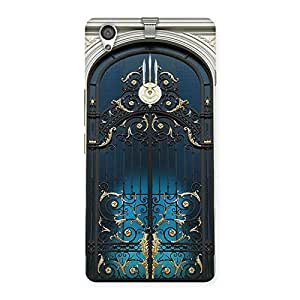 Stylish Royal Door Print Back Case Cover for OnePlus X