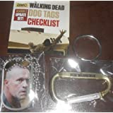 THE WALKING DEAD DOG TAGS - Merle Dixon #11 of 24