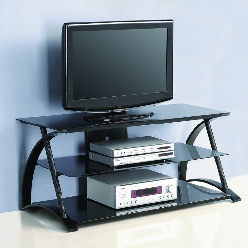Cheap 48 in. Armada TV Stand – 2 min. Assembly by Walker Edison (V42GBB)