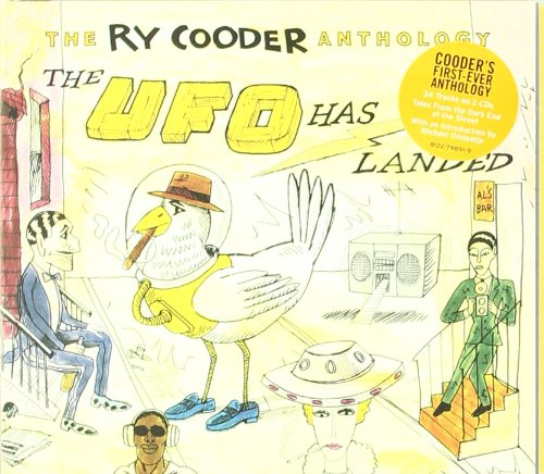 Ry Cooder - The Ry Cooder Anthology: The UFO Has Landed [2 CD] - Zortam Music