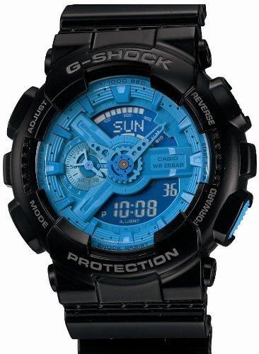 [カシオ]CASIO 腕時計 G-SHOCK ジーショック STANDARD Hyper Colors GA-110B-1A2JF メンズ