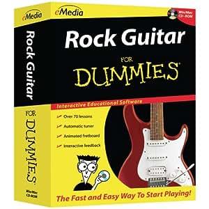 eMedia Rock Guitar For Dummies (PC & Mac)