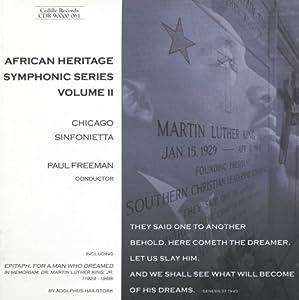 V 2: African Heritage Symphoni
