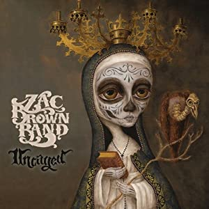 Zac Brown Band &#8211; Uncaged