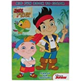 Disney Jake And The Never Land Pirates 96 Pg Coloring & Activity Book (2 Pack) # 861852-2pk