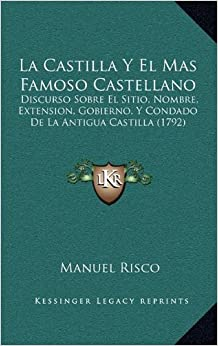 ) (Spanish Edition): Manuel Risco: 9781165514281: Amazon.com: Books