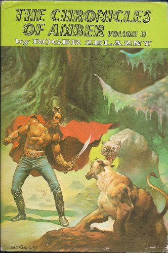 The Chronicles of Amber, Volume 2, Roger Zelazny