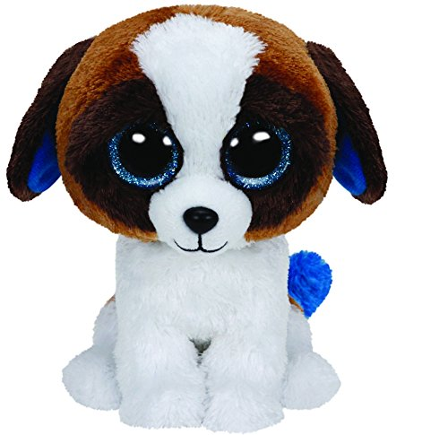 "TY Beanie Boos Duke the Dog 6"" PLUSH - 1"