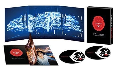 FUKUYAMA MASAHARU WE'RE BROS. TOUR 2014 HUMAN 【Blu-ray 豪華盤】(2枚組)