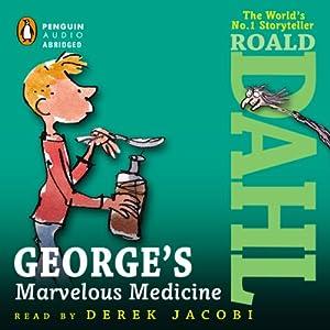George's Marvelous Medicine Audiobook