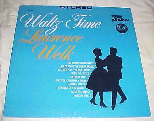 Waltz Time By Lawrence Welk Record Album Vinyl LP by Lawrence Welk
